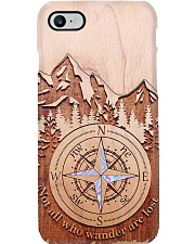 Not all those who wander  Phone Case i-phone-8-case