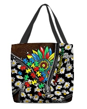 Accept understand love All-over Tote back