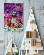 Stay trippy little hippie 11x17 Poster lifestyle-holiday-poster-2