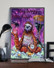 Stay trippy little hippie 11x17 Poster lifestyle-poster-2