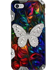 Colorful Butterfly Metal Pattern Print  Phone Case i-phone-7-case