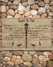 Let it be 17x11 Poster poster-landscape-17x11-lifestyle-15