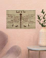 Let it be 17x11 Poster poster-landscape-17x11-lifestyle-22