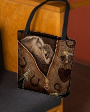 Horse girl All-over Tote aos-all-over-tote-lifestyle-front-02