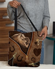 Horse girl All-over Tote aos-all-over-tote-lifestyle-front-10