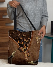 Butterfly  All-over Tote aos-all-over-tote-lifestyle-front-10