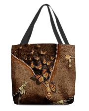 Butterfly  All-over Tote front
