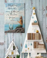 Mightier than the waves 11x17 Poster lifestyle-holiday-poster-2