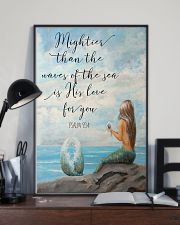 Mightier than the waves 11x17 Poster lifestyle-poster-2