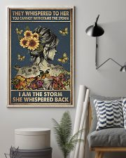They whispered to her 11x17 Poster lifestyle-poster-1