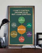 I Can't Control Anyone Else But Myself 11x17 Poster lifestyle-poster-2
