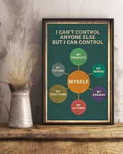 I Can't Control Anyone Else But Myself 11x17 Poster lifestyle-poster-3