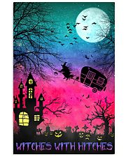 Witches with hitches Halloween 11x17 Poster front
