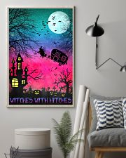 Witches with hitches Halloween 11x17 Poster lifestyle-poster-1