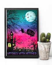 Witches with hitches Halloween 11x17 Poster lifestyle-poster-8