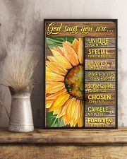 God says you are 11x17 Poster lifestyle-poster-3