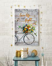 Today I choose to love 11x17 Poster lifestyle-holiday-poster-3
