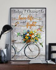 Today I choose to love 11x17 Poster lifestyle-poster-2