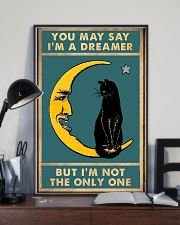You may say I'm a dreamer 11x17 Poster lifestyle-poster-2
