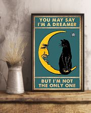 You may say I'm a dreamer 11x17 Poster lifestyle-poster-3