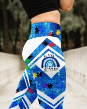 In April We Wear Blue High Waist Leggings aos-high-waist-leggings-lifestyle-11