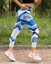 In April We Wear Blue High Waist Leggings aos-high-waist-leggings-lifestyle-15