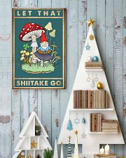 Let that shiitake go 11x17 Poster lifestyle-holiday-poster-2