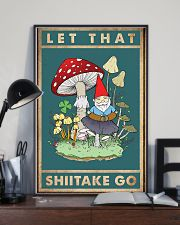 Let that shiitake go 11x17 Poster lifestyle-poster-2