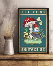 Let that shiitake go 11x17 Poster lifestyle-poster-3