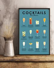 The classic cocktails 11x17 Poster lifestyle-poster-3