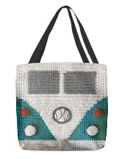 Van tote  All-over Tote front