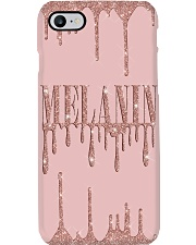 Melanin - Printed phone case Phone Case i-phone-8-case