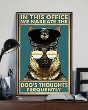 In this office we narrate 11x17 Poster lifestyle-poster-2