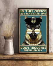 In this office we narrate 11x17 Poster lifestyle-poster-3