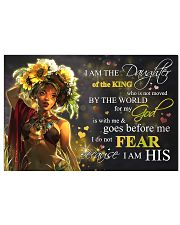 Daughter of the king 17x11 Poster front