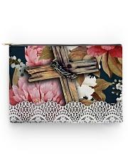 Floral bag Accessory Pouch tile