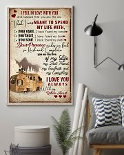 I fell in love with you 11x17 Poster lifestyle-poster-1