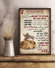 I fell in love with you 11x17 Poster lifestyle-poster-3
