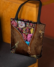 Yarn lovers All-over Tote aos-all-over-tote-lifestyle-front-02