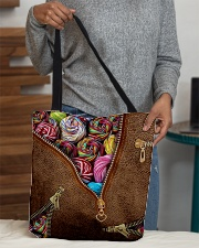 Yarn lovers All-over Tote aos-all-over-tote-lifestyle-front-10