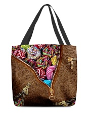 Yarn lovers All-over Tote front