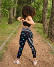 Raceday Vibes High Waist Leggings aos-high-waist-leggings-lifestyle-17