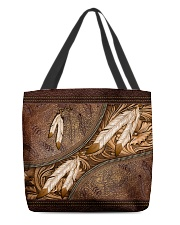 Native American All-over Tote front