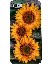 Sunflowers Phone Case i-phone-8-case