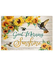 Good morning sunshine 17x11 Poster front
