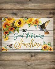 Good morning sunshine 17x11 Poster poster-landscape-17x11-lifestyle-14