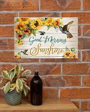 Good morning sunshine 17x11 Poster poster-landscape-17x11-lifestyle-23