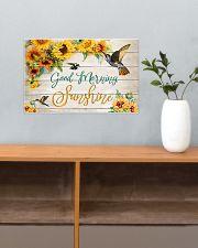 Good morning sunshine 17x11 Poster poster-landscape-17x11-lifestyle-24