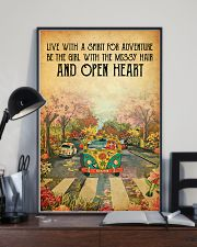 Live with a spirit for adventure 11x17 Poster lifestyle-poster-2