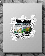 Hippie van crack sticker Sticker - 4 pack (Vertical) aos-sticker-4-pack-vertical-lifestyle-front-09